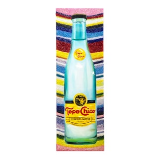 Topo-Chico Party Pop Art Painting For Sale