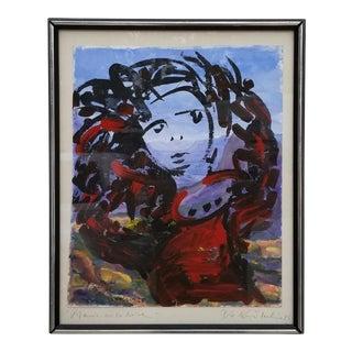 "1975 ""Marie Antonele"" by Piter Keil For Sale"