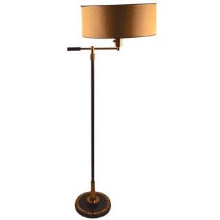 Mid-Century Floor Lamp by Stiffel For Sale
