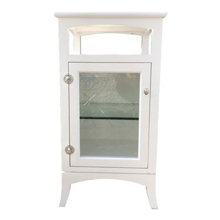 Contemporary Shabby Chic Bathroom Cabinet For Sale