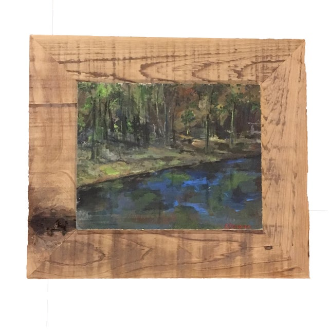 Upstate NY Landscape Painting For Sale