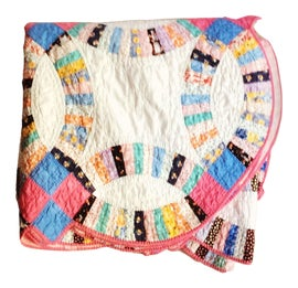 Image of Dark Pink Quilts