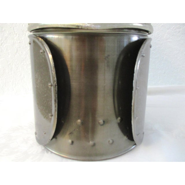 Seymour Medieval Knight Helmet Ice Bucket For Sale In West Palm - Image 6 of 9