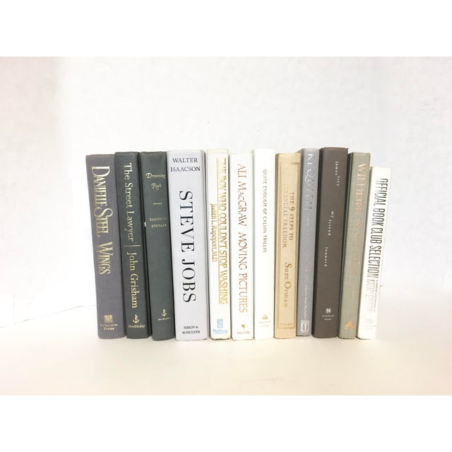 White and Gold Books - Set of 12 - Image 2 of 3
