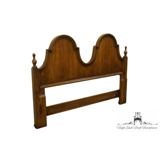 Century Furniture English Tudor Style Queen Size Headboard Preview