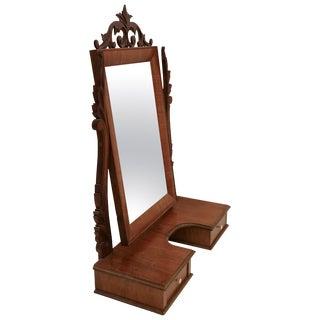 Renaissance Revival Vanity Mirror For Sale