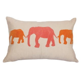 Piper Collection Persimmon Big Al Pillow