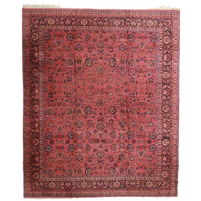 RugsinDallas Turkish Sparta Wool Rug - 13' X 16' - Image 1 of 2