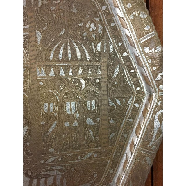 Boho Chic Embossed Tray - Image 6 of 7