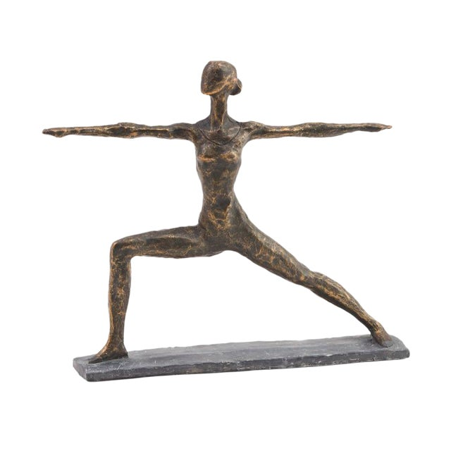 Warrior Modern Sculpture - Image 1 of 6