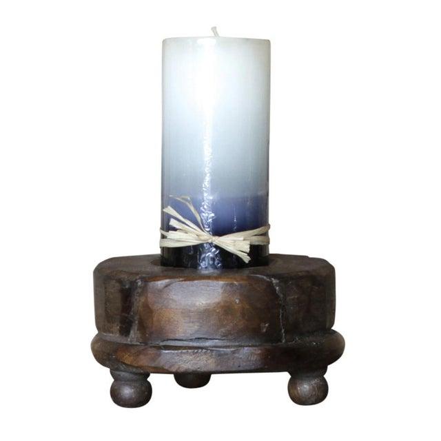 Chakla Candleholder For Sale - Image 4 of 4