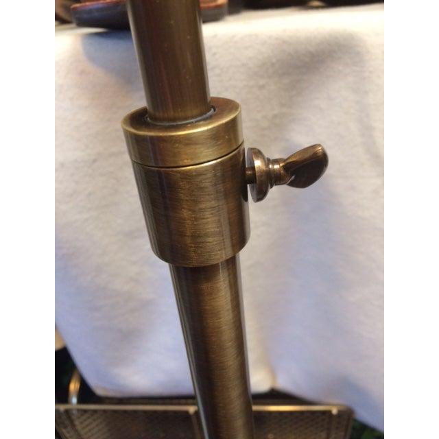 Coolest floor lamp chairish art deco coolest floor lamp for sale image 3 of 5 aloadofball Images