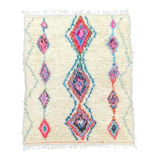 Moroccan Azilal Berber Rug For Sale