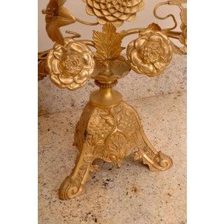 Gilt Bronze Candelabra Preview