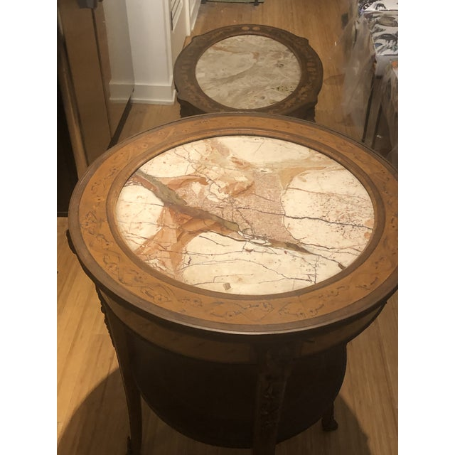 Early 18th Century Early 18th Century Louis XV Style Side Table For Sale - Image 5 of 8