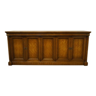 Late 20th Century Weiman Furniture Rockwood Collection Italian Provincial Buffet 711-3 For Sale