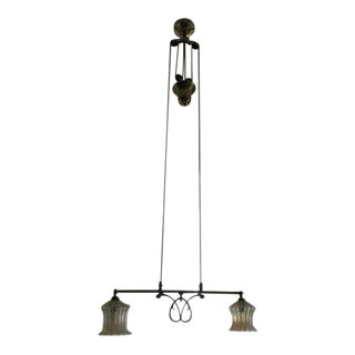 Victorian Light Fixture For Sale