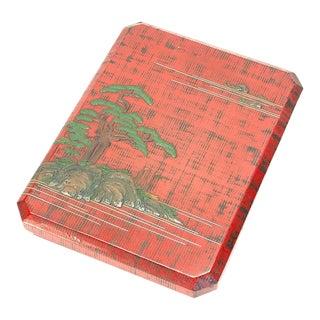 Early 20th Century Japanese Suzuri Bako - Writing Box For Sale