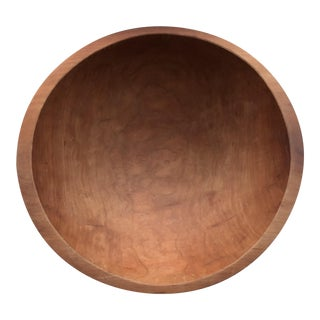 Clarendon Hardwood Bowl