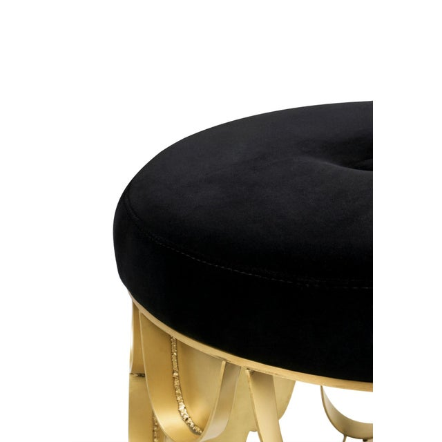 Not Yet Made - Made To Order Koi Stool From Covet Paris For Sale - Image 5 of 6
