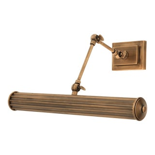 Brass Picture Wall Lamp - L | Eichholtz Luca For Sale