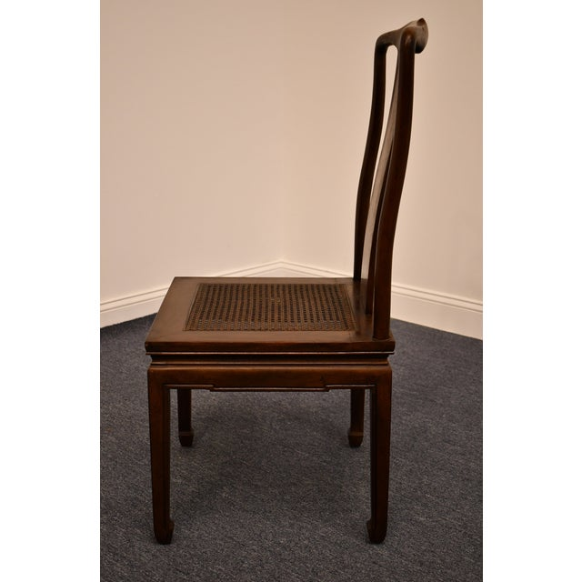 Henredon Furniture Pan Asian Collection Side Chair For Sale In Kansas City - Image 6 of 11