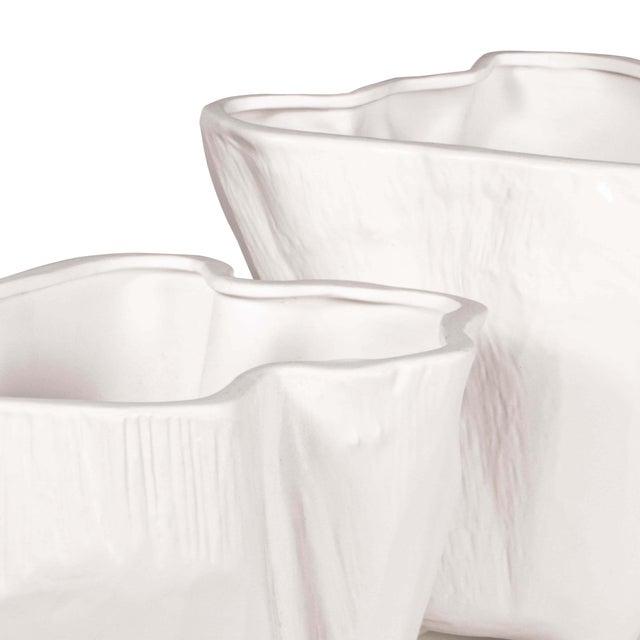 Everest Ceramic Vase For Sale - Image 4 of 5