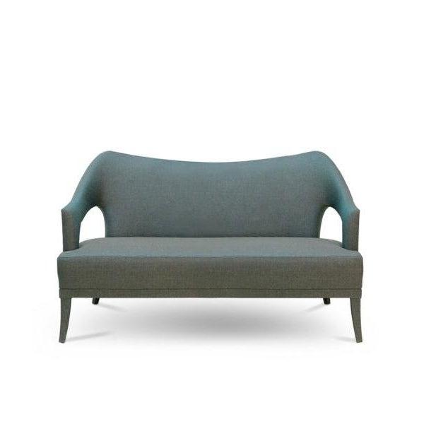 "Modern Covet Paris ""Nº 20"" Sofa For Sale - Image 3 of 3"