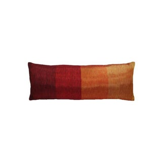 Moroccan Handwoven Sunrise Pillow Preview