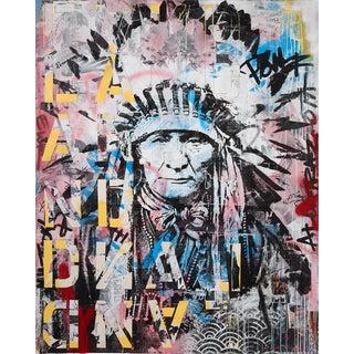 """""""Land Ii"""" Original Artwork by Ashleigh Sumner For Sale"""