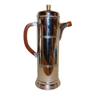1950s Vintage Krome-Kraft Cocktail Shaker For Sale