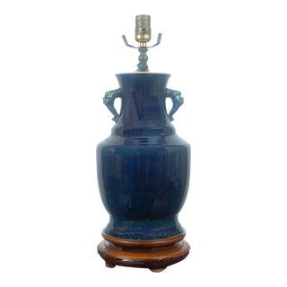 Antique 19th Century Table Lamp