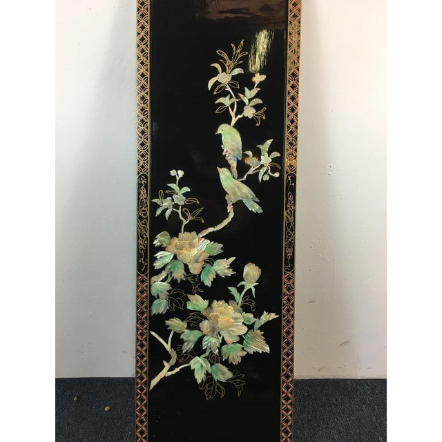 Chinese Wall Hanging - Image 3 of 8