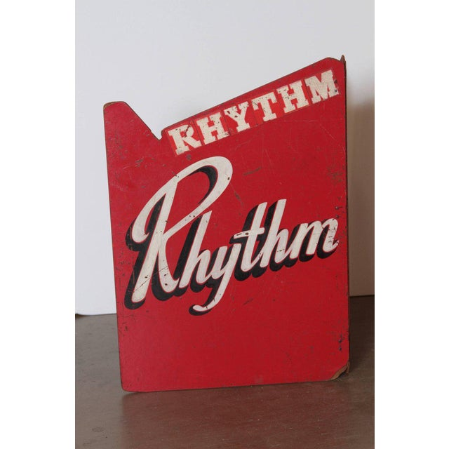 Art Deco Painted Wood Bandstand Rhythm Aces from 1930s-1940s For Sale - Image 4 of 11