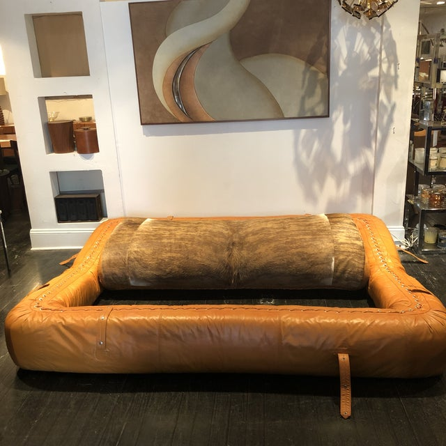 Giovannetti Anfibio Sofa by Alessandro Becchi for Giovannetti 1970s For Sale - Image 4 of 13
