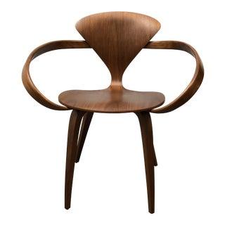 Mid-Century Modern Norman Cherner Plywood Pretzel Chair