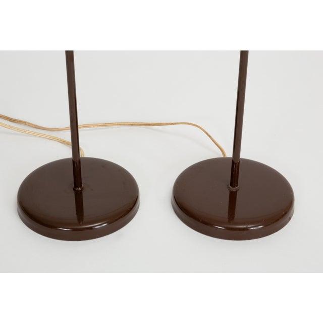 Single Eyeball Floor Lamp by Robert Sonneman for George Kovacs For Sale - Image 9 of 10