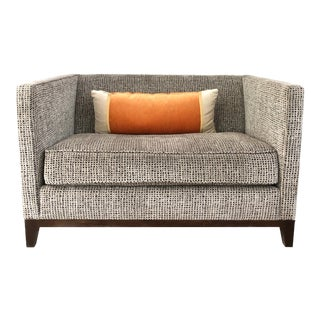 Christian Liaigre Small Loveseat For Sale