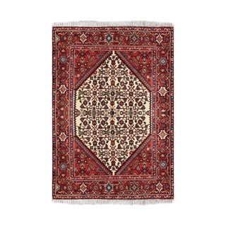 "Mehravan Wool Rug-3'5'x5"" For Sale"