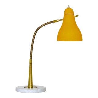 1960s Giuseppe Ostuni Table Lamp for O-Luce For Sale