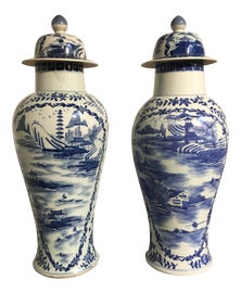 Image of Chinoiserie Vessels and Vases
