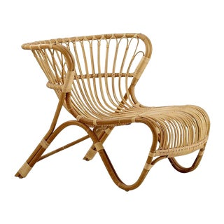 Fox Lounge Chair by Viggo Boesen For Sale