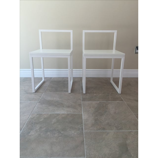 Cappellini Fronzoni '64 Chairs - Pair - Image 2 of 6