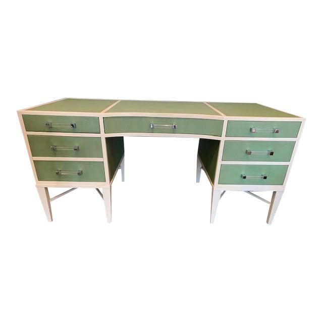 Transitional Lexington Home Sligh Partner Desk For Sale