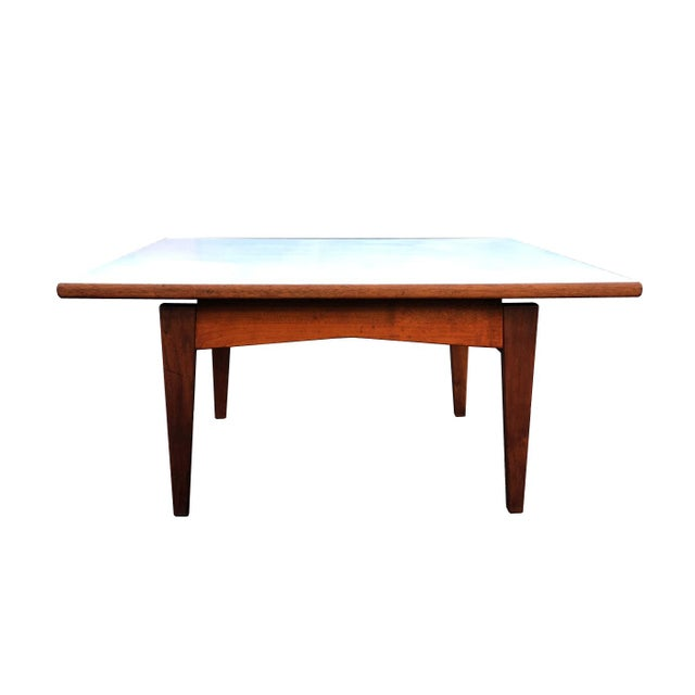 Jens Risom Square Coffee Table - Image 2 of 2