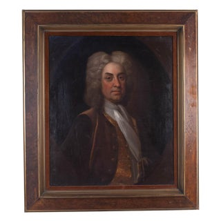 18th Century Portrait of an English Nobleman For Sale