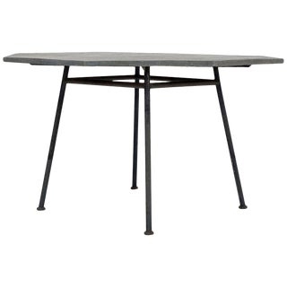 Russell Woodard Outdoor Dining Table For Sale