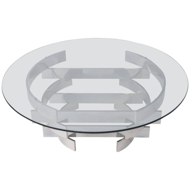 Paul Mayen for Habitat Coffee Table - Image 1 of 5
