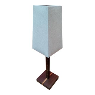 1960s Ida Table Lamp With Shade by Romeo Sozzi for Promemoria For Sale
