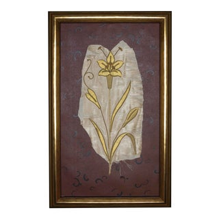 Ecclesiastical Embroidery, Goldwork Vestments Detail for St. Therese of Lisieux For Sale